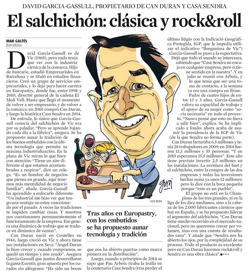 Leer entrevista de La Vanguardia