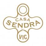 Casa Sendra logo medalla